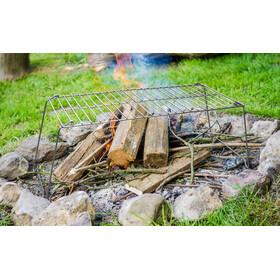 Relags Kokoontaitettava grilli XL grilli , hopea